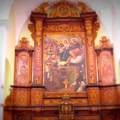 Progetto per il restauro dell'Altare Maggiore Chiesa conventuale dei Cappuccini di Alessano